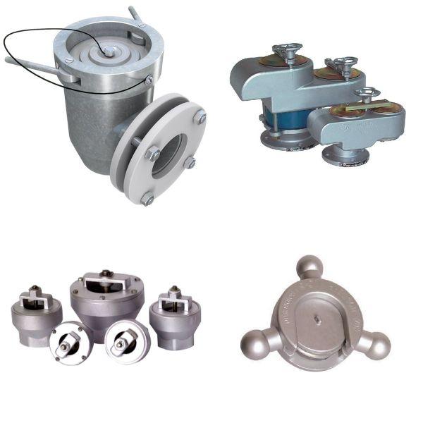 Резервуарное оборудование и резервуары