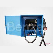 Топливораздаточные колонки и насосы для перекачки масла BENZA
