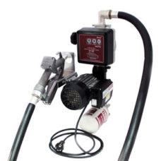 Мобильные ТРК для перекачки дизельного топлива Benza-23