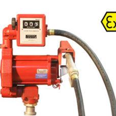 Мобильные ТРК для перекачки бензина и ДТ Benza-33