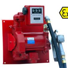 Мини ТРК для перекачки бензина и дизельного топлива Benza-34
