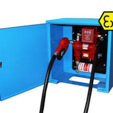 Мини ТРК для перекачки бензина и дизельного топлива Benza-35