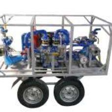 Мобильные топливные модули для дизильного топлива, масла, кислоты ТАНКЕР
